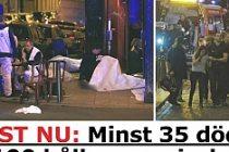 Fransa'da terör saldırısında ölü sayısı 40 yükseldi