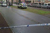 Göteborg'de Sokakta bir kişi vuruldu
