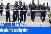 Hässelby'de silahlı saldırı!