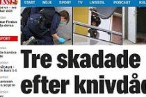 Husby'de Bir Saat Arayla 3 Kişi Bıçaklandı