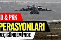 IŞİD ve PKK operasyonları İsveç'in Gündemi'nde