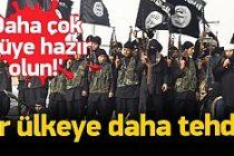 IŞİD'den Almanya'ya tehdit!