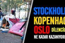 İskandinavya dilencileri araştırıyor