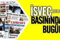 İsveç basınında bugün 03.07.2015