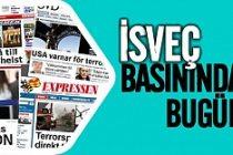 İsveç Basınında bugün 12.06.2015