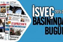 İsveç basınında bugün 24.06.2015