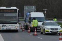 İsveç Danimarka arası sınır kontrolü uzadı