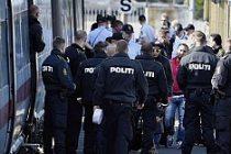 İsveç'e gitmek isteyenlerin demiryolu bağlantısı kesildi