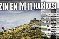 İsveç'in en iyi 11 yürüyüş parkuru