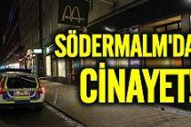 İsveç'in kalbi Södermalm'da cinayet!