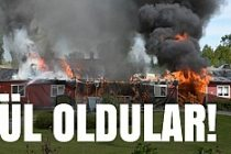 İsveç tarihinin en korkunç yangını!