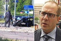 İsveç'te araca yerleştirilen bomba patladı: 4 ölü