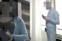 İsveç'te bakıcı parayı çalarken gizli kameraya yakalandı