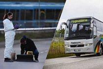 İsveç'te bir otobüs daha kurşunlandı!