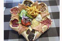 İsveç'te bu pizza büyük ilgi gördü