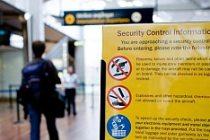 İsveç'te havaalanını havaya uçurmaya çalışan bir kişi yakalandı