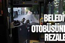 İsveç'te otobüs şoförü utanç veren bir skandala imza attı!