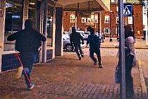 İsveç'te Pizzariye'ye silahlı soygun