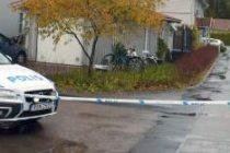 İsveç'te polisin oturduğu bir villa tarandı