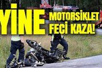 İsveç'te motorlu kazalar arttı