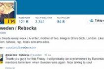 İsveç Twitter'ı vatandaşına emanet etti