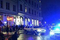 İsveç'te cadde altından giden boru patladı: 1 ölü, 3 yaralı...VİDEO