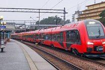 İsveç'te yeni trenler görücüye çıktı...VİDEO
