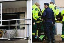 Nyköping'de ev havaya uçtu; 2 ölü