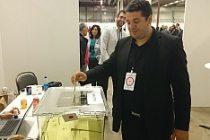 Özer Eken, HDP Bize iftira atıyor...VİDEO