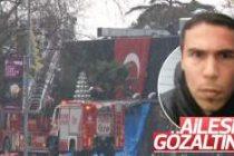 Reina'ya saldıran teröristin ailesi gözaltında
