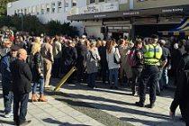 Rinkeby'de tehlikeli provokasyon