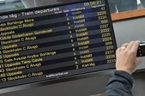 SJ iptal olan tren seferleri için bilet satınca