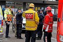 Stockholm'de panik metro (Tunnelbana) boşaltıldı