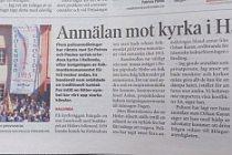 Süryani Kilisesine 1 milyon kron tazminat davası gündem olmaya devam ediyor