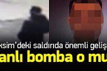 """""""Taksim'deki canlı bomba S.Y. iddiası"""""""