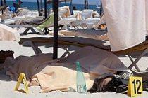 Turistik plaja saldırı 37 ölü!