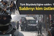 Türk Büyükelçiliği'ne bombalı saldırı!