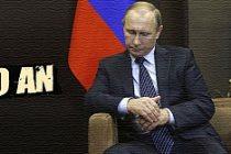 Uçak düştükten hemen sonra, Putin'in dalgın halli