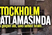 Vällingby patlamasından yakalanan 2 kişi serbest kaldı
