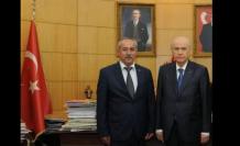 Kulu MHP İlçe Başkanı kalp krizi geçirdi