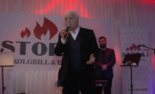 İsveç'te Nihat Hatipoğlu konferans verdi