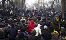 Türkiye bu sabaha kadar sınırdan geçen göçmen sayısını açıkladı
