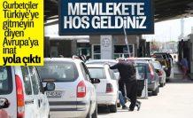 Kapıkule'den 1 ayda 102 bin 586 yolcu geçti