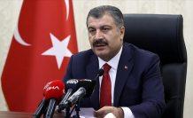 Türkiye genelinde yoğun bakım doluluk oranı yüzde 67 oldu