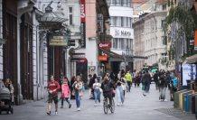 Slovenya'da Covid-19 nedeniyle sokağa çıkma yasağı ilan edildi