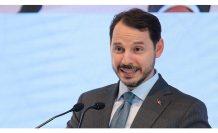Hazine ve Maliye Bakanı Berat Albayrak sosyal medya hesabından istifa ettiğini duyurdu