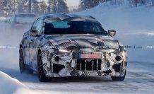 Ferrari Purosangue, Maserati ceketiyle İsveç'te