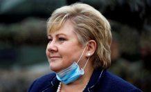 Kovid-19 kısıtlamalarını ihlal eden Norveç Başbakanı Erna Solberg'e para cezası