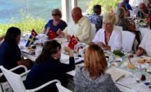 İsveçliler bağımsızlık gününü kutladı 'Yaşasın Türk-İsveç dostluğu'