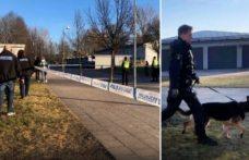 Örebro'da silahlı saldırı: Bir kişi yaşamını yitirdi